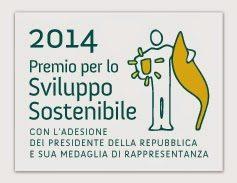 PREMIAZIONE GENIUSOM – ECOMONDO 2014 – PREMIO SVILUPPO SOSTENIBILE TRA LE PRIME MIGLIORI 10 START UP GREEN ECONOMY – ADESIONE DEL PRESIDENTE DELLA REPUBBLICA ITALIANA – RiminiFiera