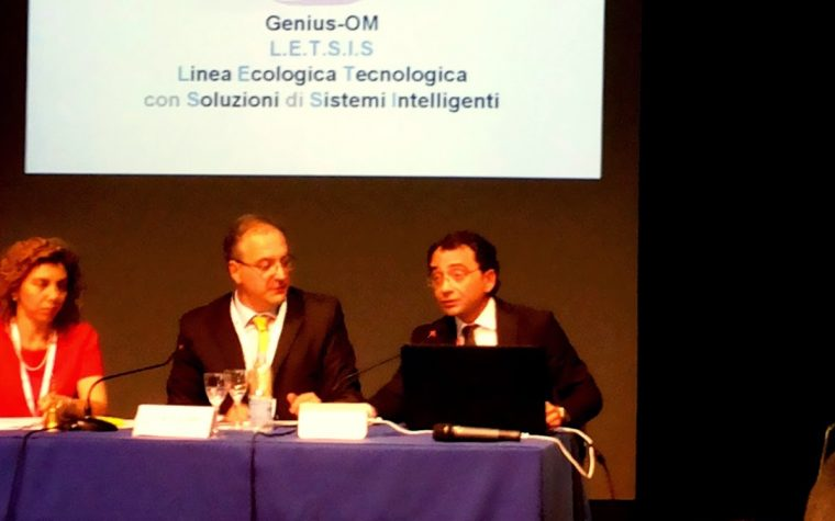 GeniusOM Confindustria 12 e 13 Giugno 2014 Luca Falace Ottavo Premio Best Practices