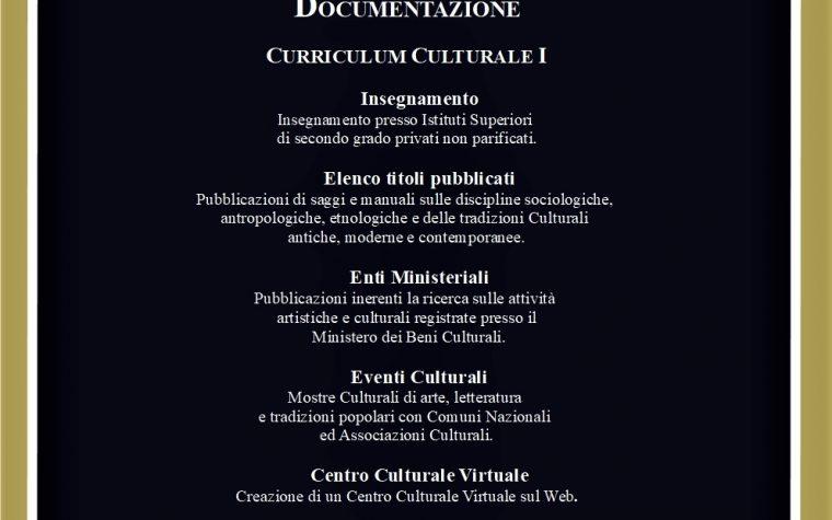 Arte e Scienza Documentazione di Luca Falace