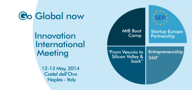 GeniusOM Innovation International Meeting 12-13 Maggio 2014